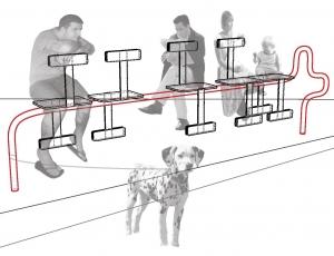 Public bench / Verejná lavička